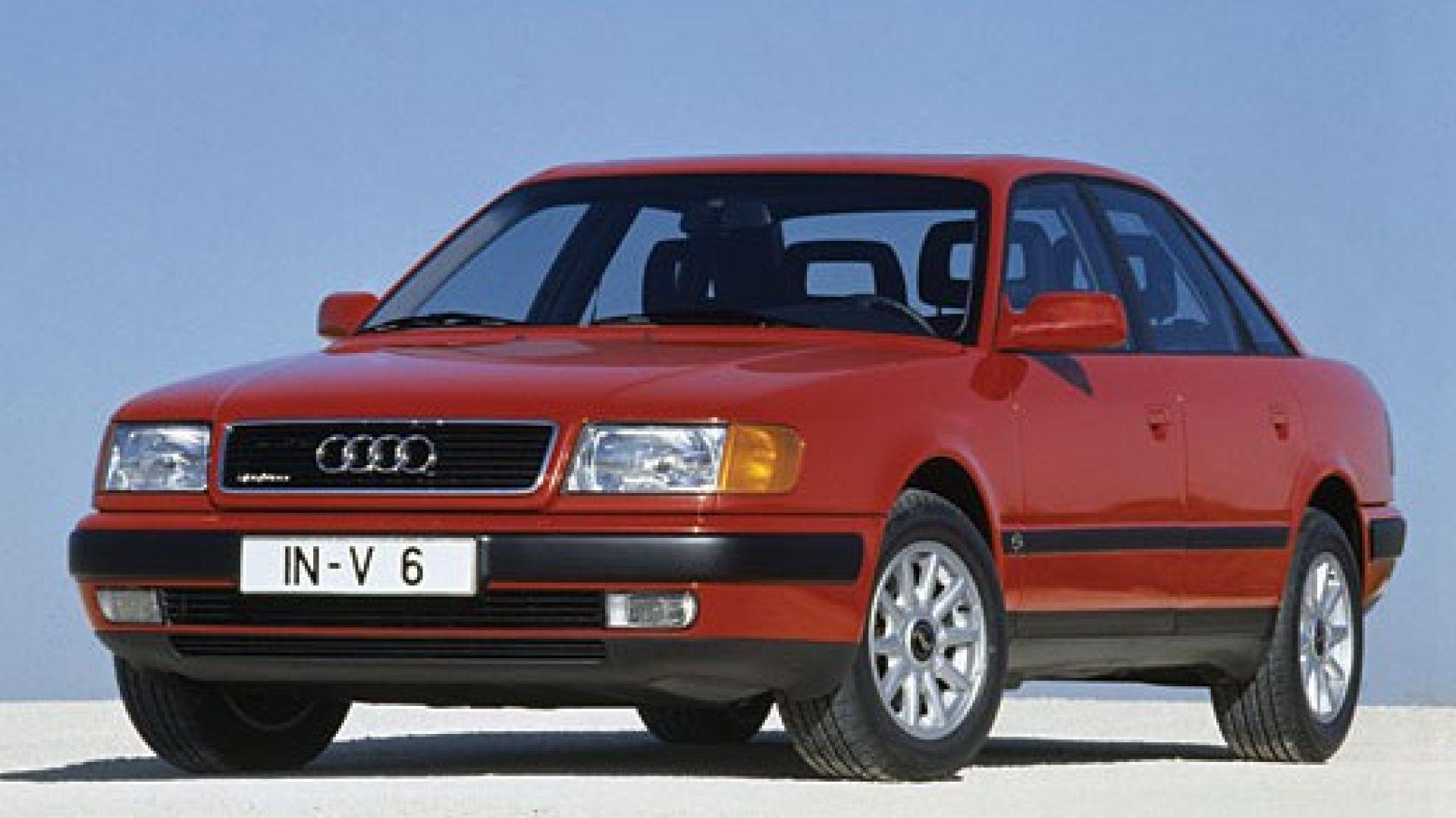 Immagine 63: Audi, la vera storia della quattro