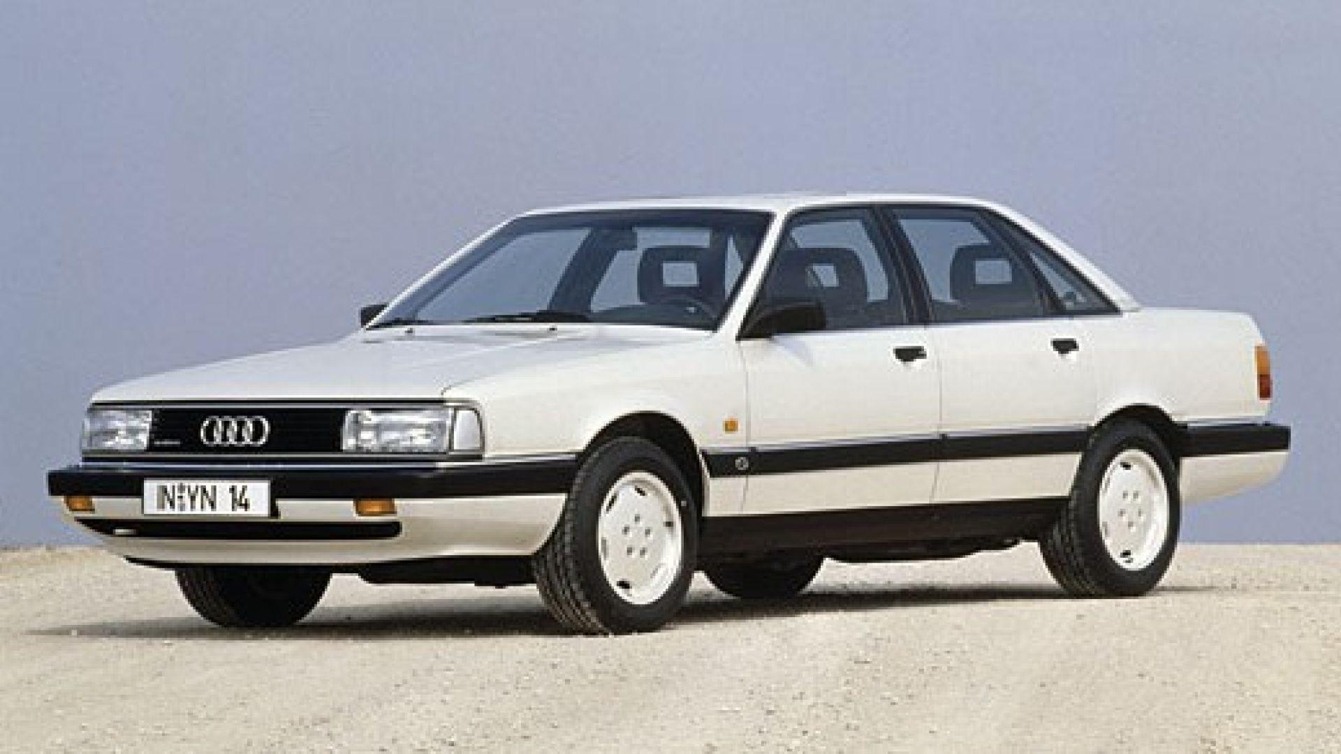 Immagine 64: Audi, la vera storia della quattro
