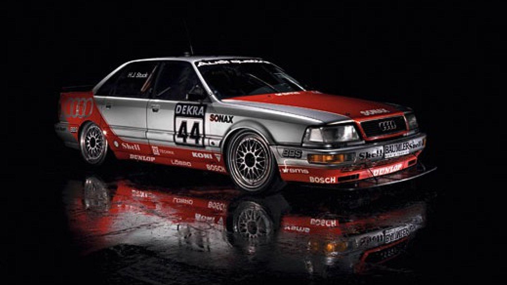 Immagine 65: Audi, la vera storia della quattro