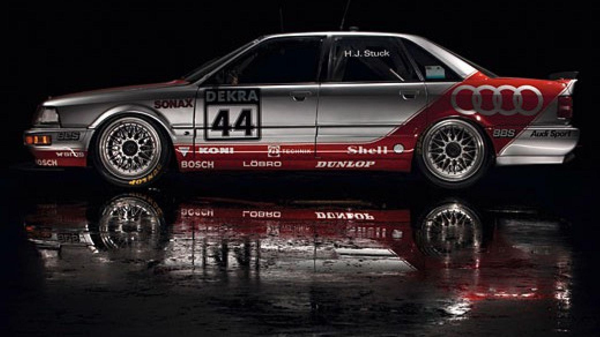 Immagine 66: Audi, la vera storia della quattro