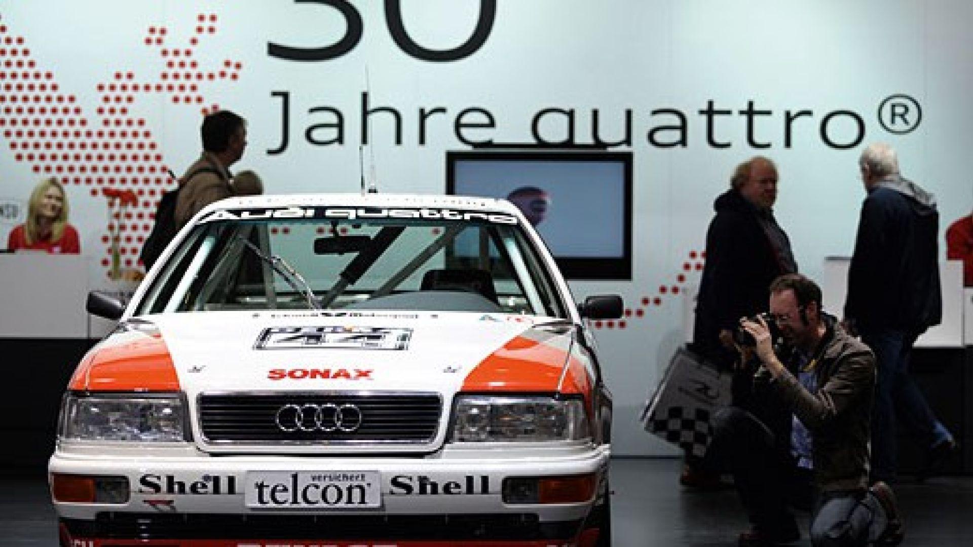 Immagine 68: Audi, la vera storia della quattro
