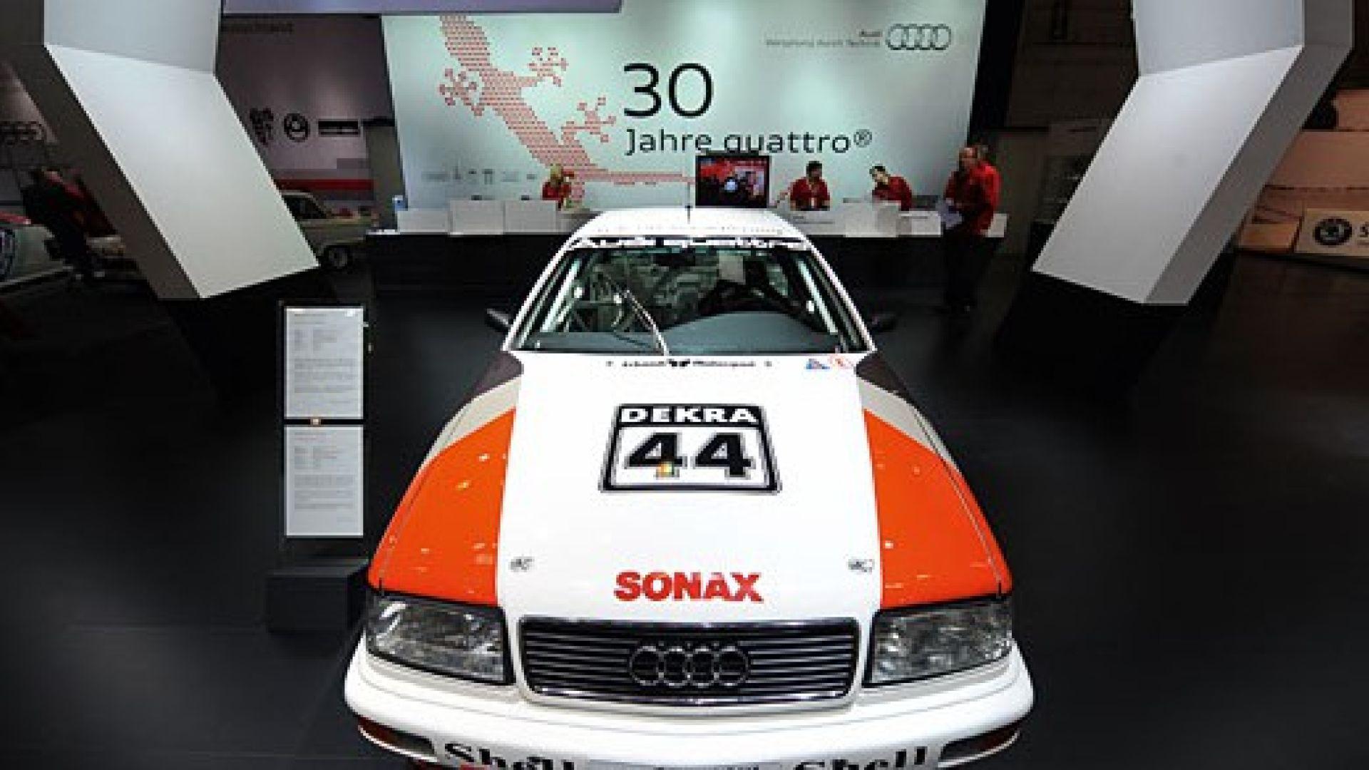 Immagine 70: Audi, la vera storia della quattro