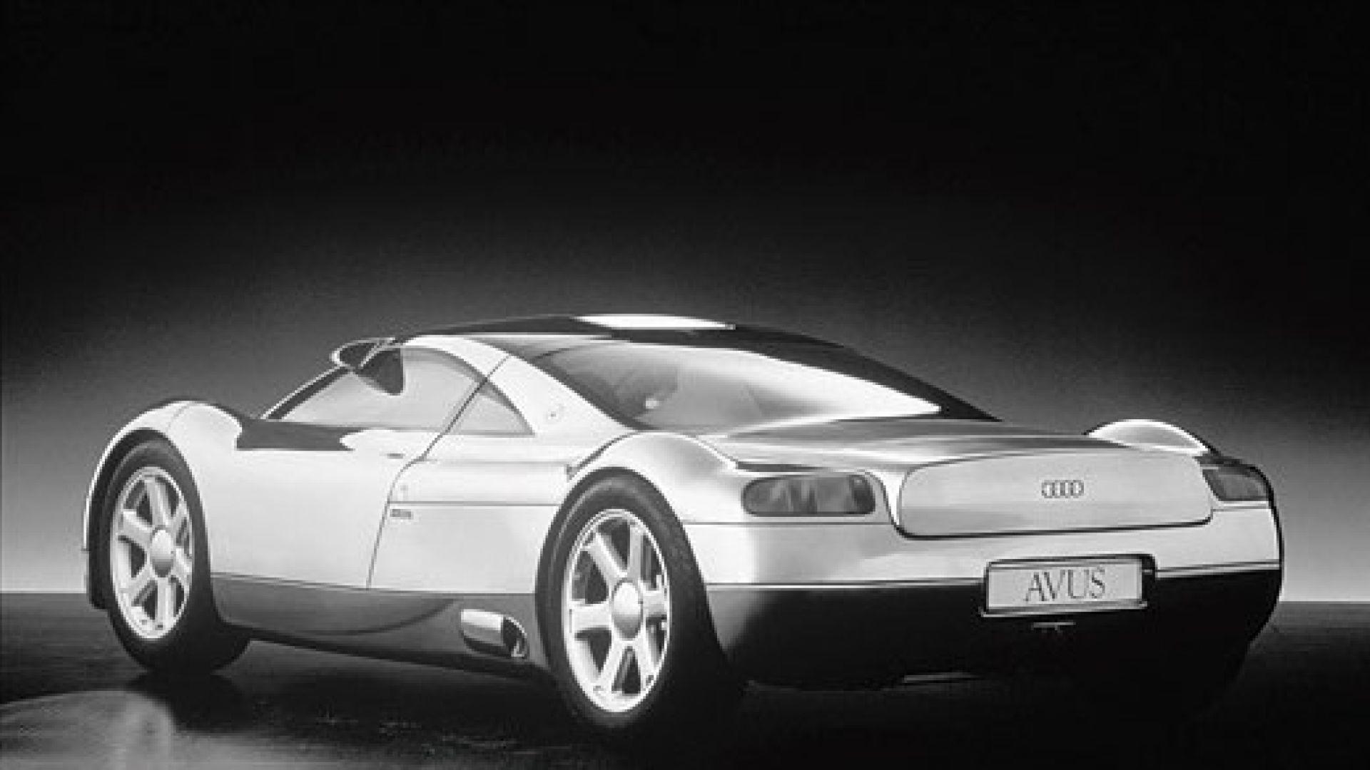 Immagine 72: Audi, la vera storia della quattro
