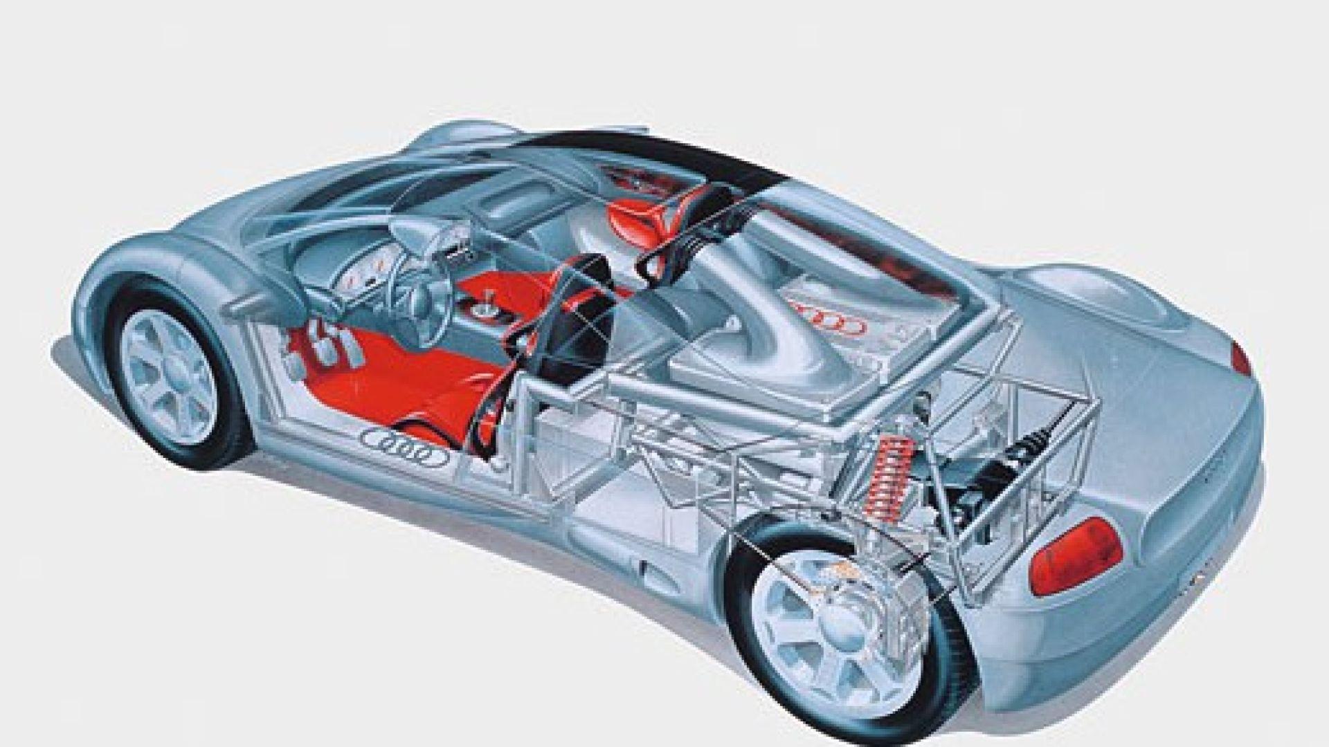 Immagine 75: Audi, la vera storia della quattro