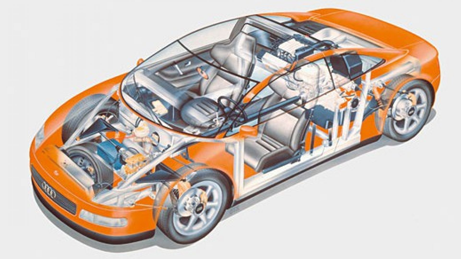 Immagine 78: Audi, la vera storia della quattro