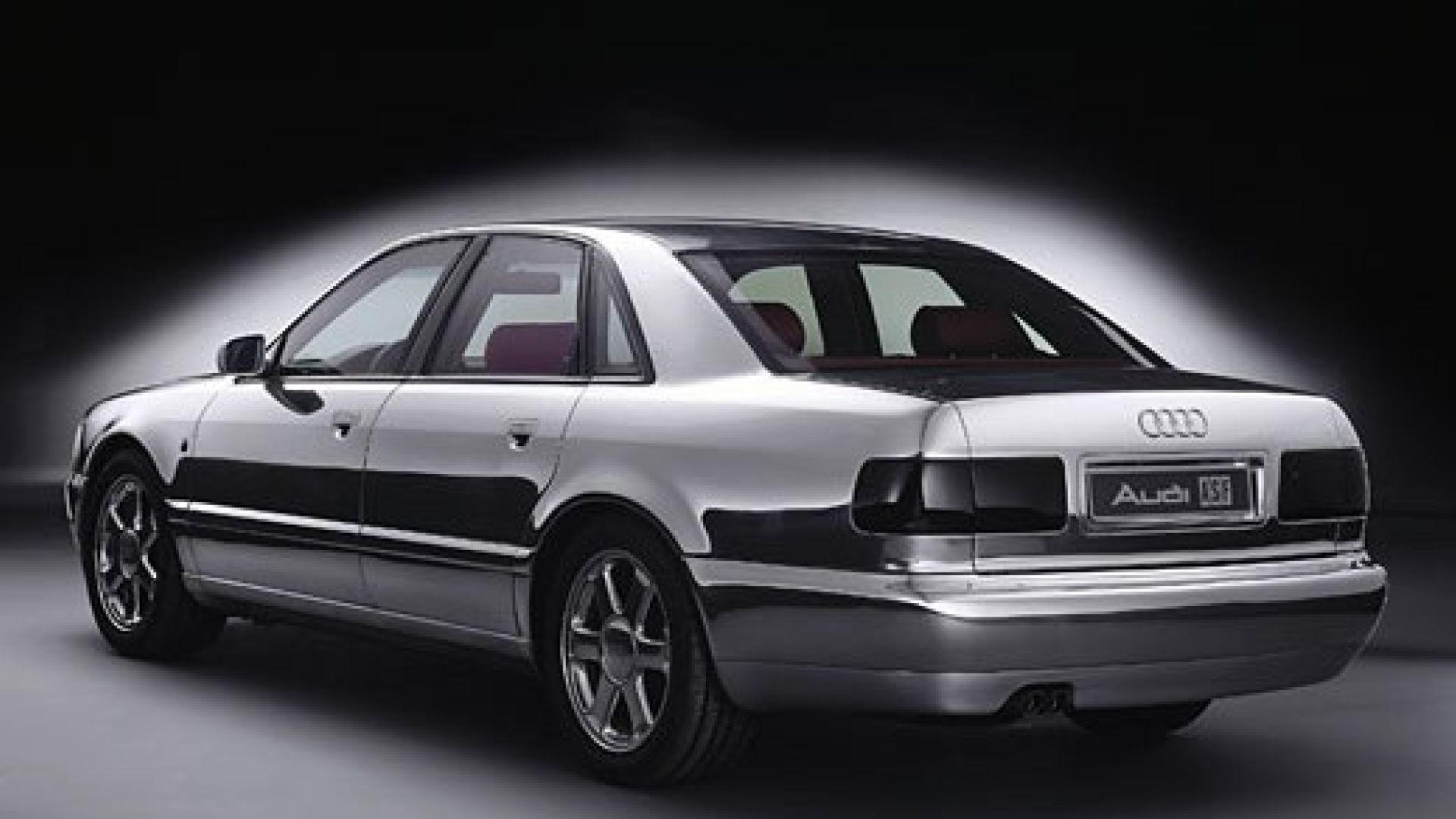 Immagine 79: Audi, la vera storia della quattro