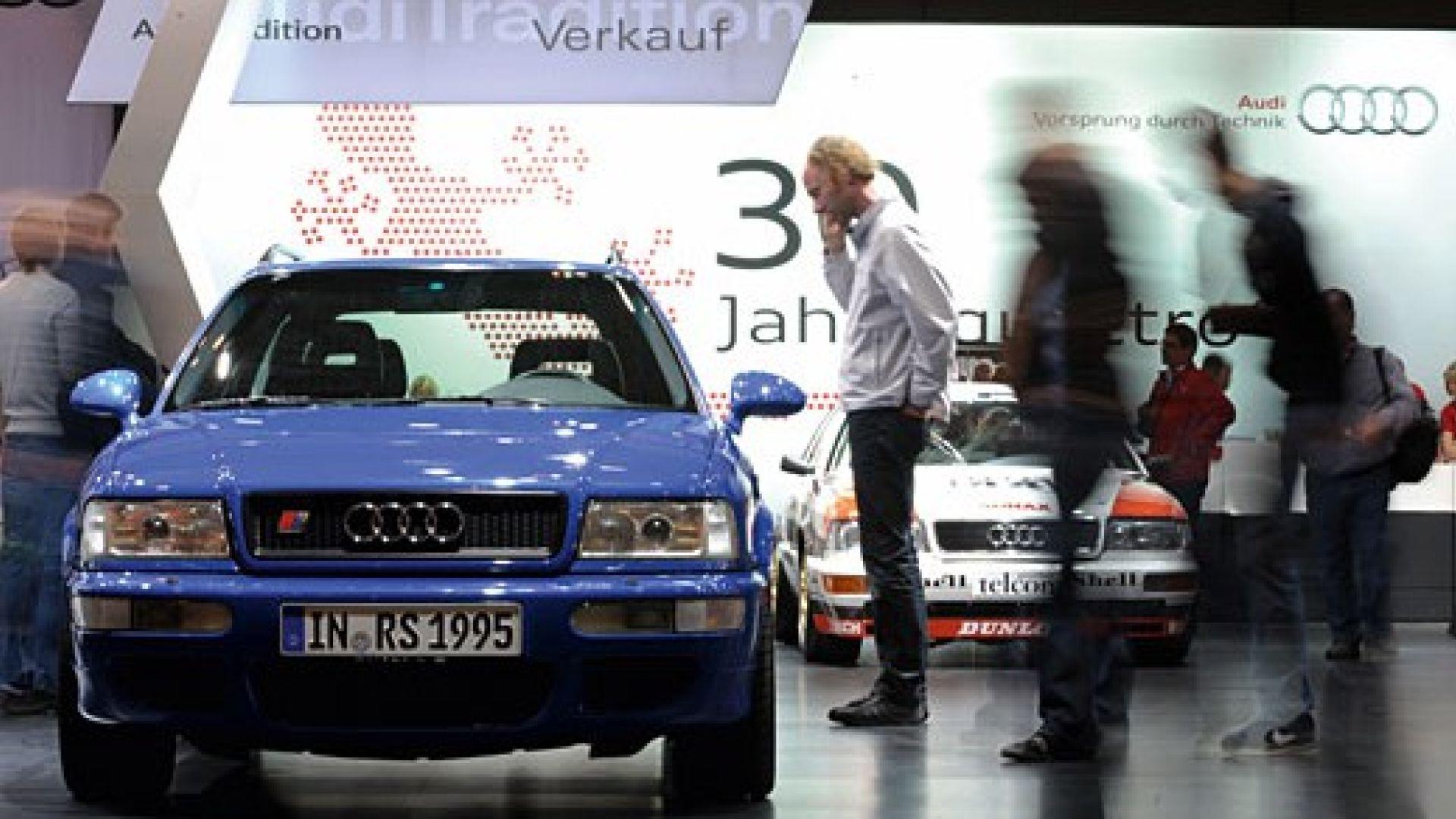 Immagine 80: Audi, la vera storia della quattro