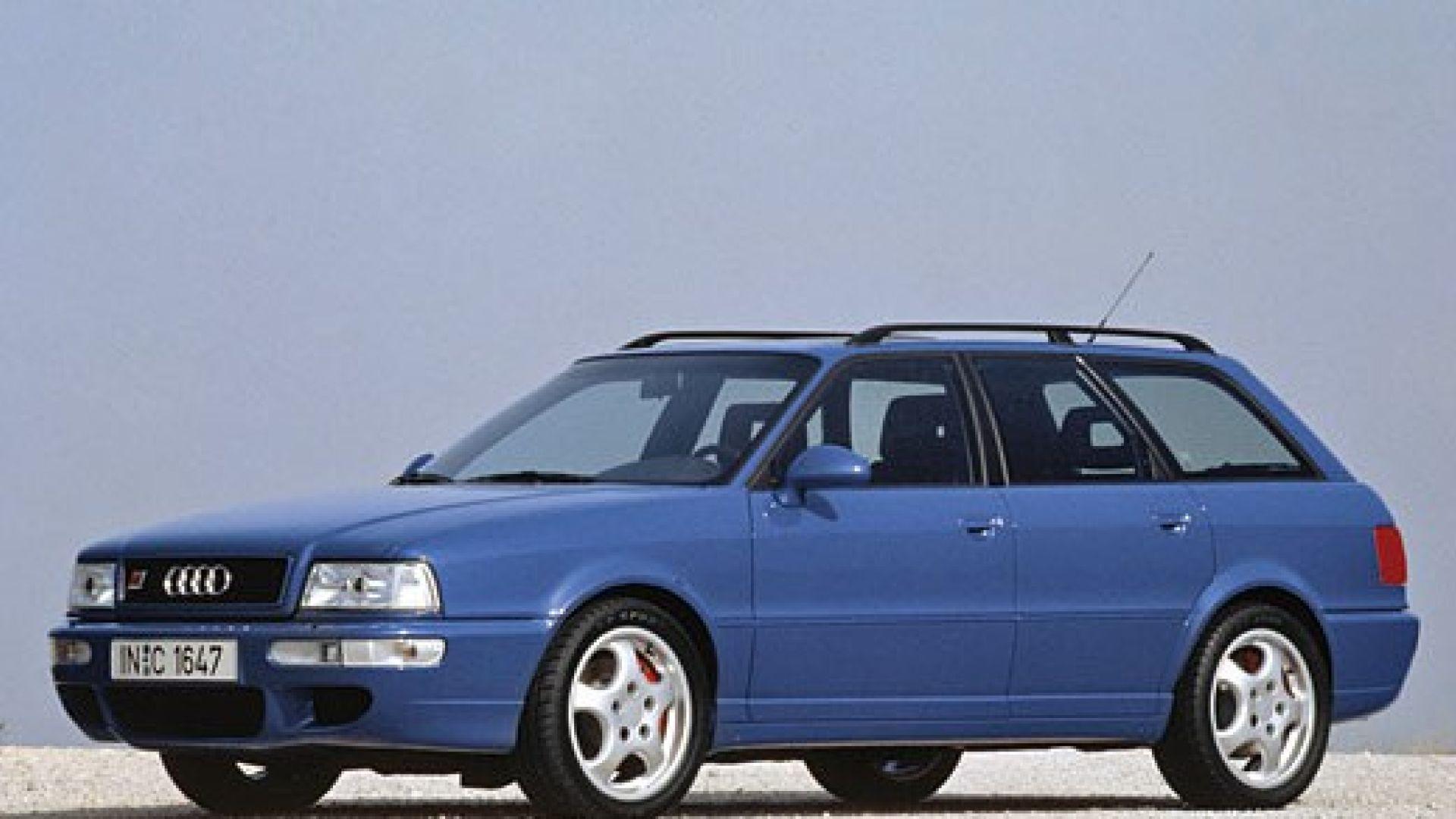 Immagine 81: Audi, la vera storia della quattro
