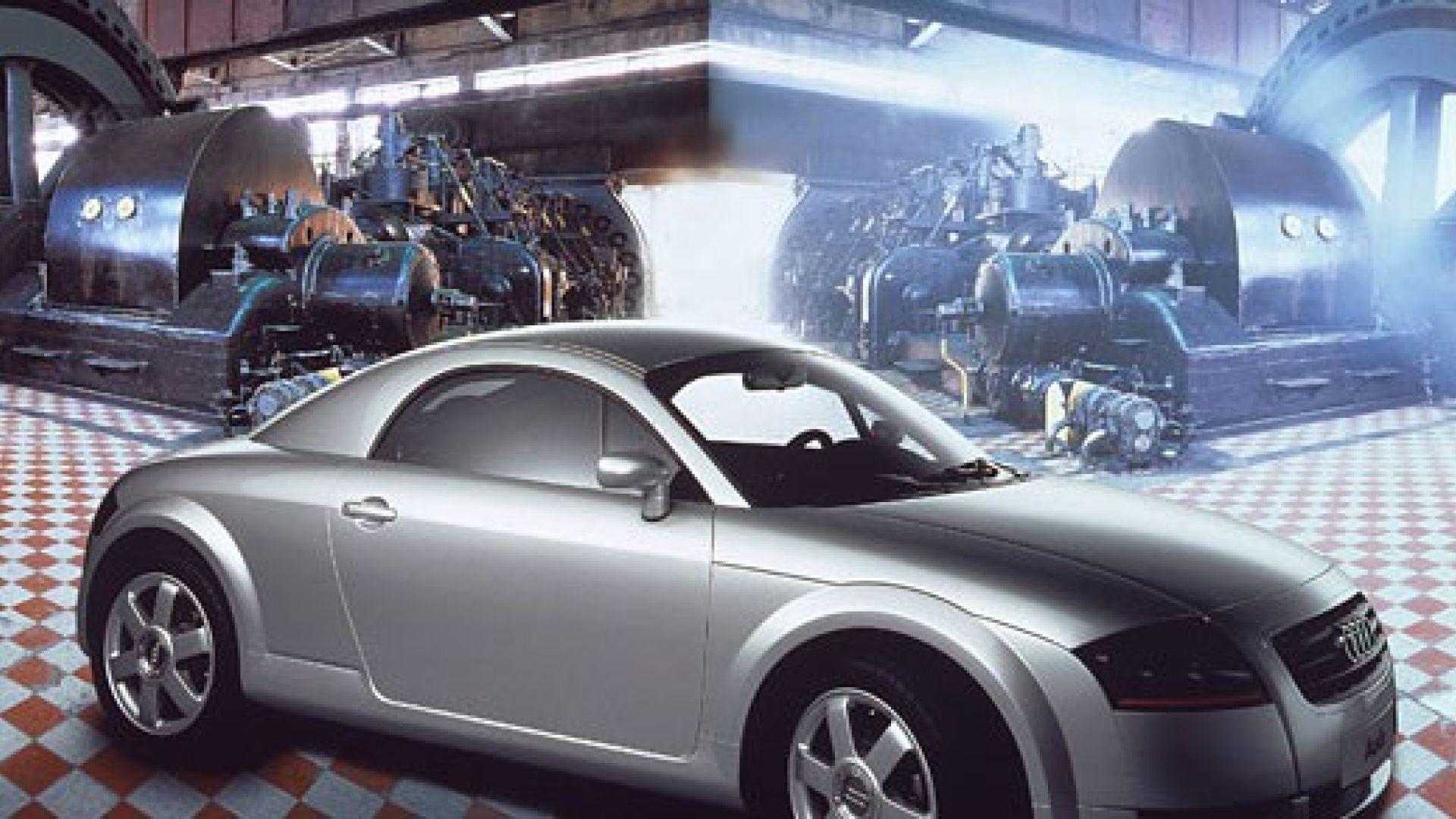 Immagine 82: Audi, la vera storia della quattro
