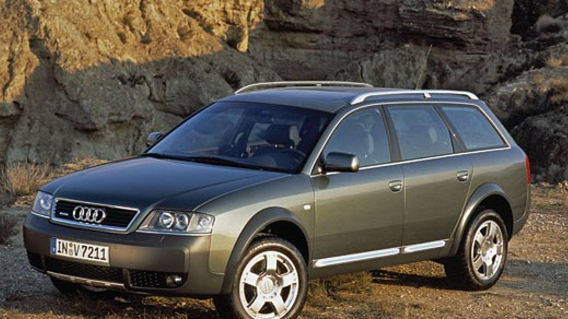 Immagine 91: Audi, la vera storia della quattro