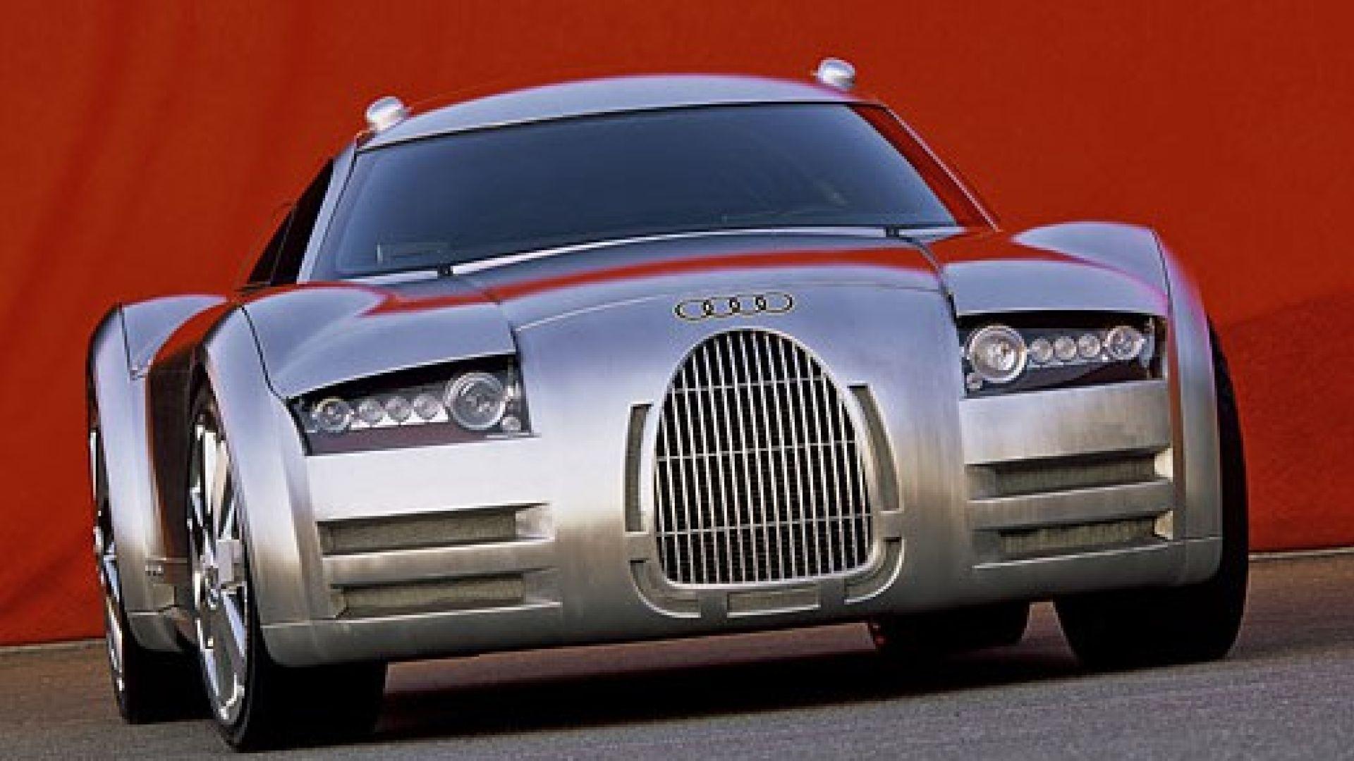 Immagine 92: Audi, la vera storia della quattro