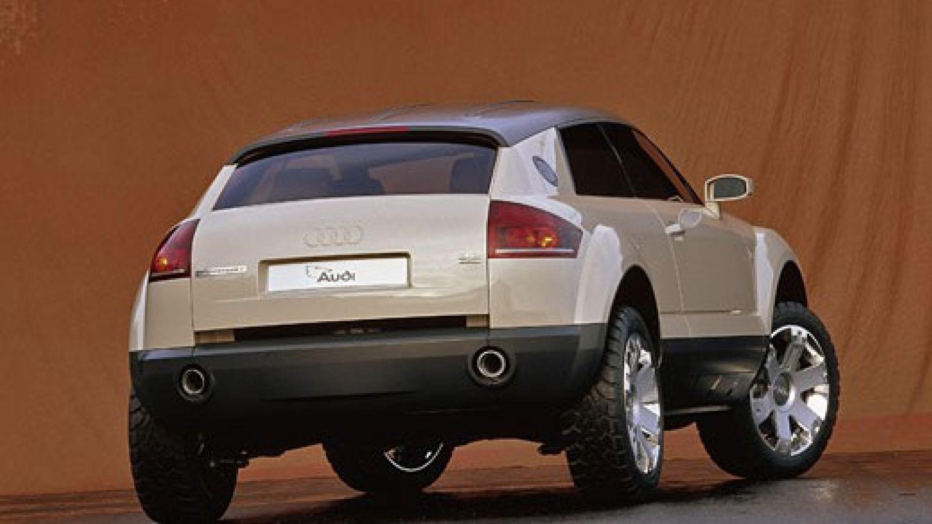 Immagine 93: Audi, la vera storia della quattro