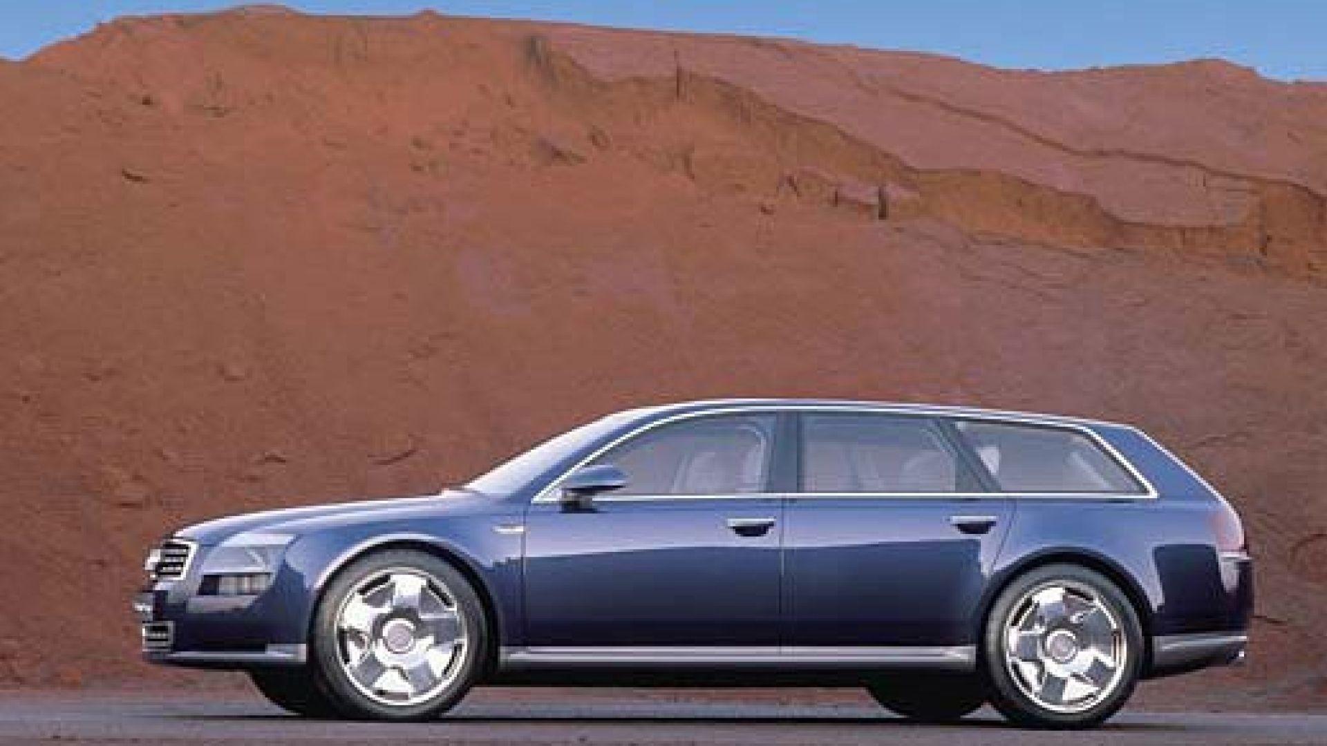 Immagine 94: Audi, la vera storia della quattro