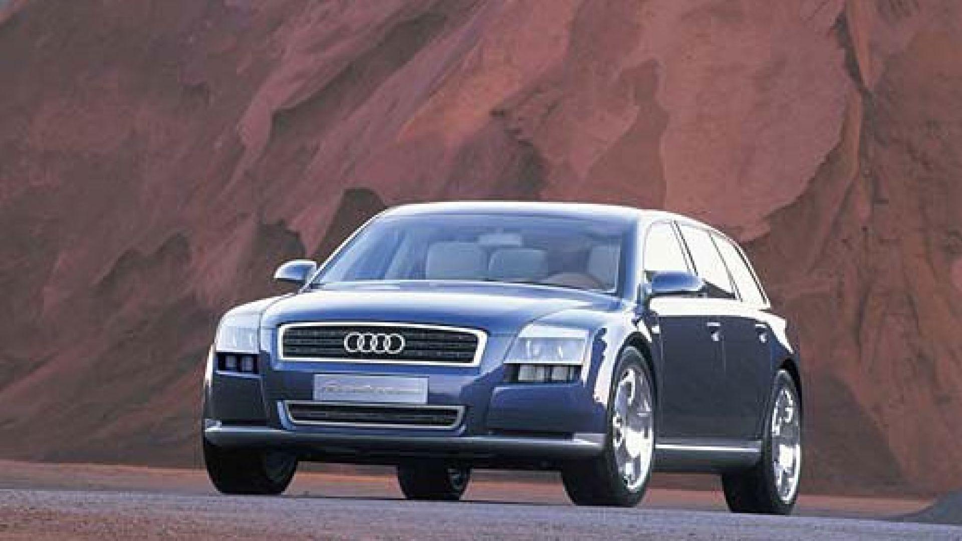Immagine 95: Audi, la vera storia della quattro