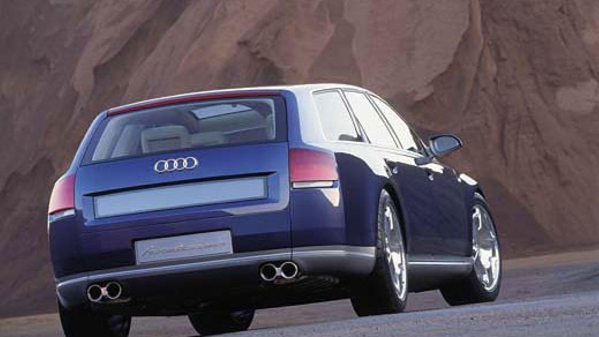 Immagine 96: Audi, la vera storia della quattro