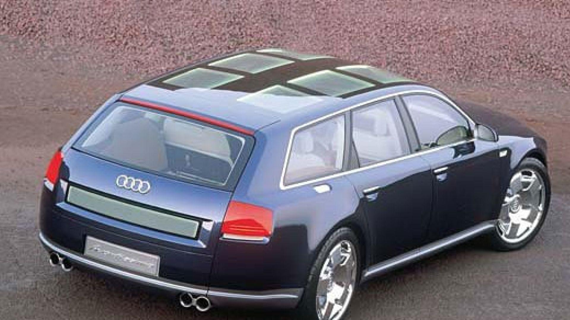Immagine 97: Audi, la vera storia della quattro