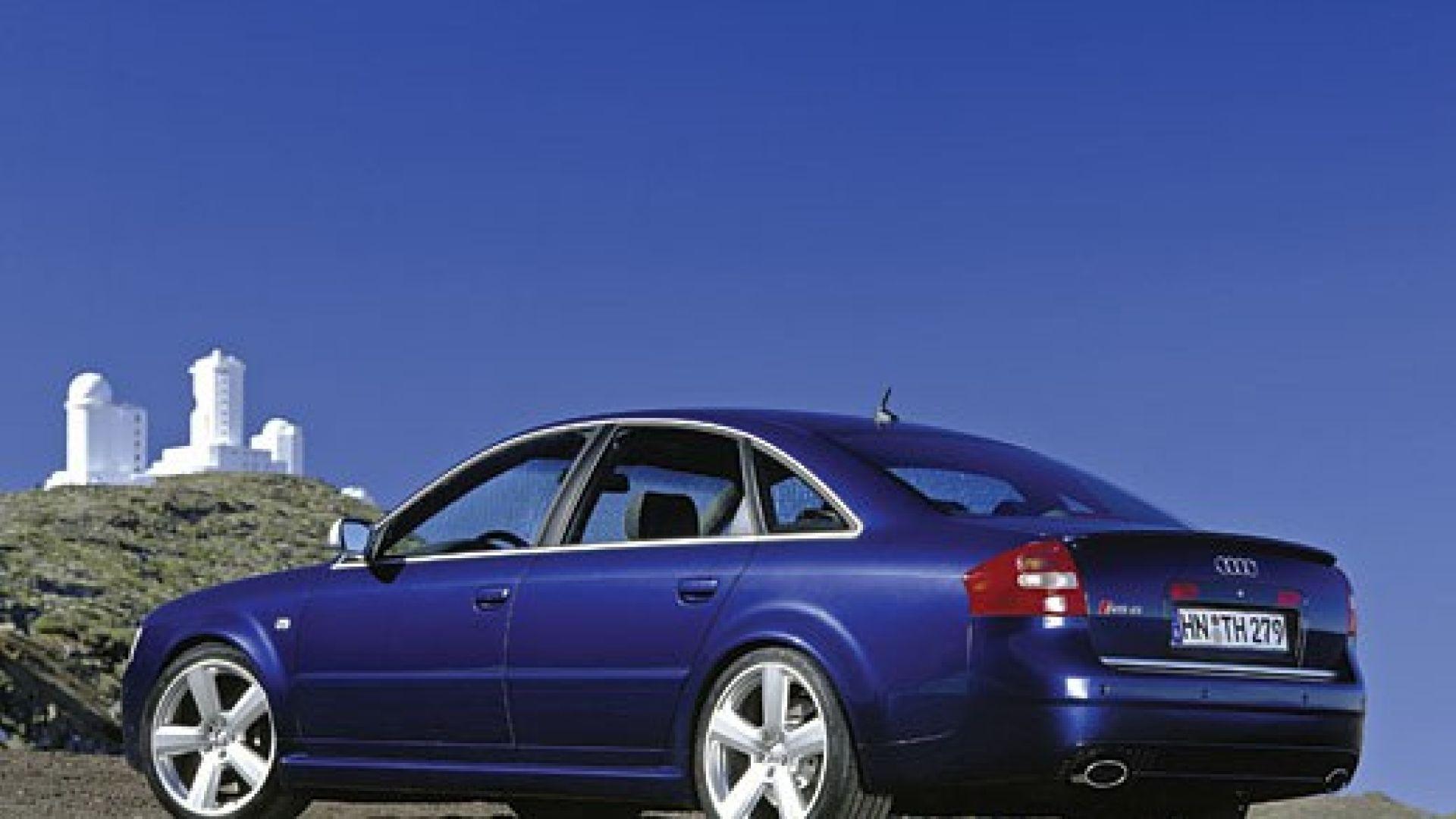 Immagine 99: Audi, la vera storia della quattro