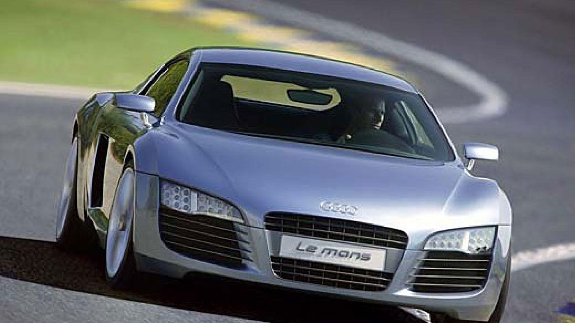 Immagine 101: Audi, la vera storia della quattro