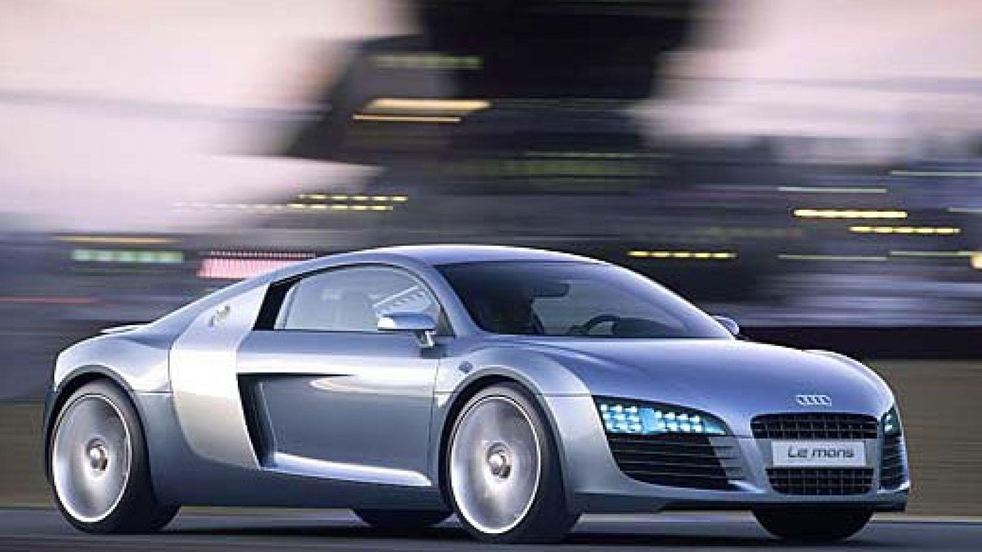 Immagine 102: Audi, la vera storia della quattro