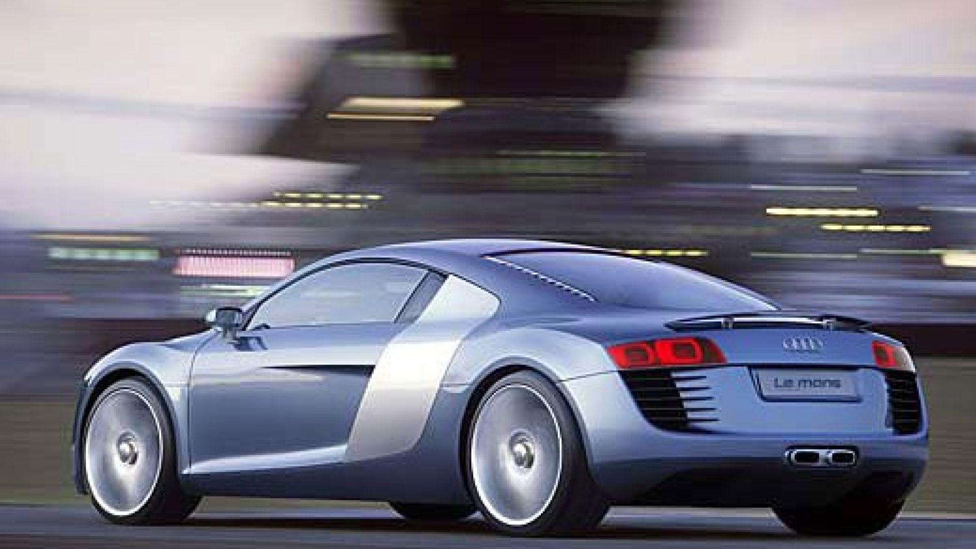 Immagine 103: Audi, la vera storia della quattro