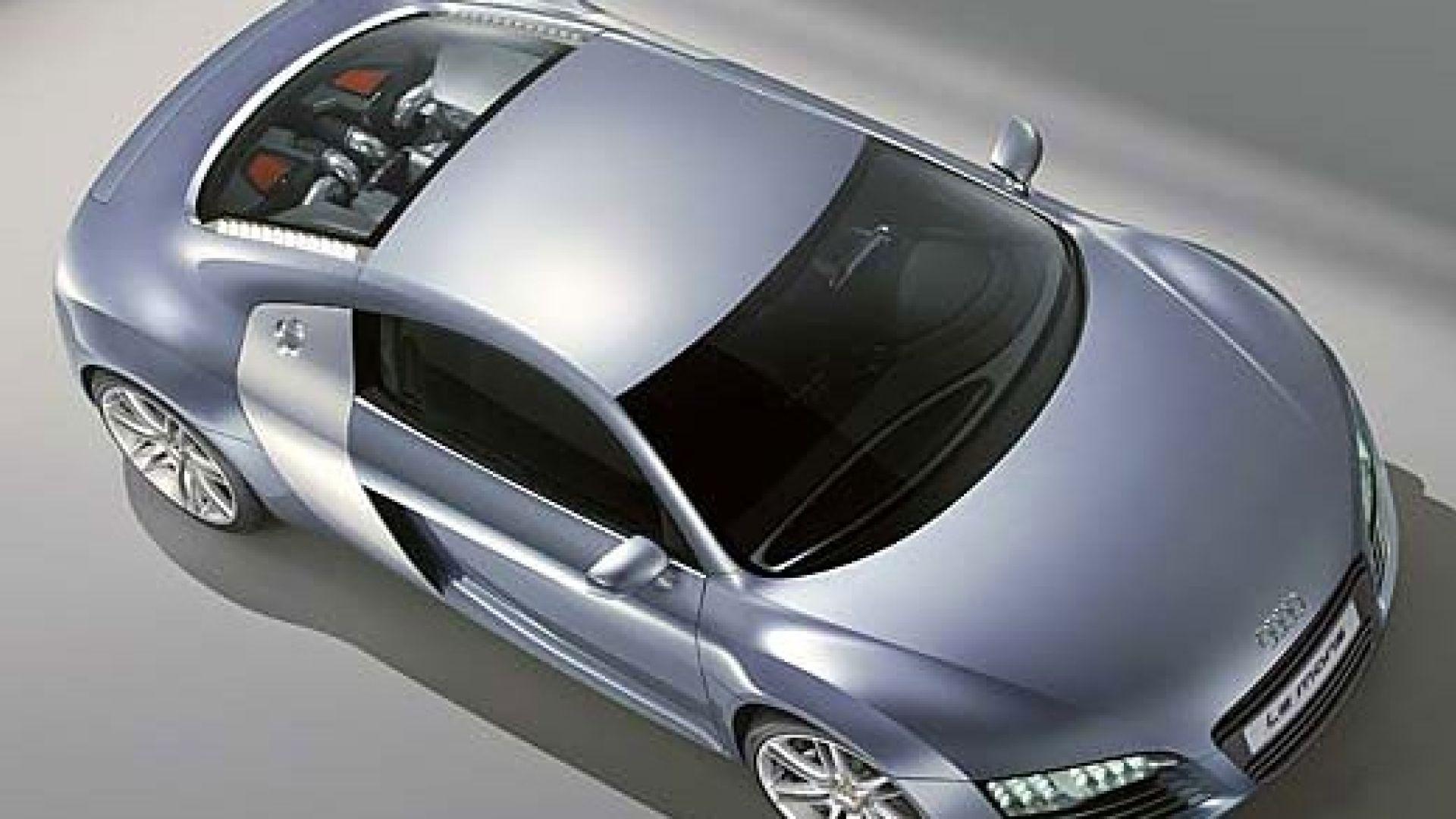 Immagine 104: Audi, la vera storia della quattro
