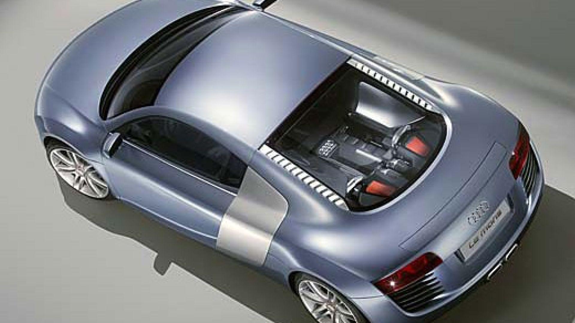 Immagine 105: Audi, la vera storia della quattro
