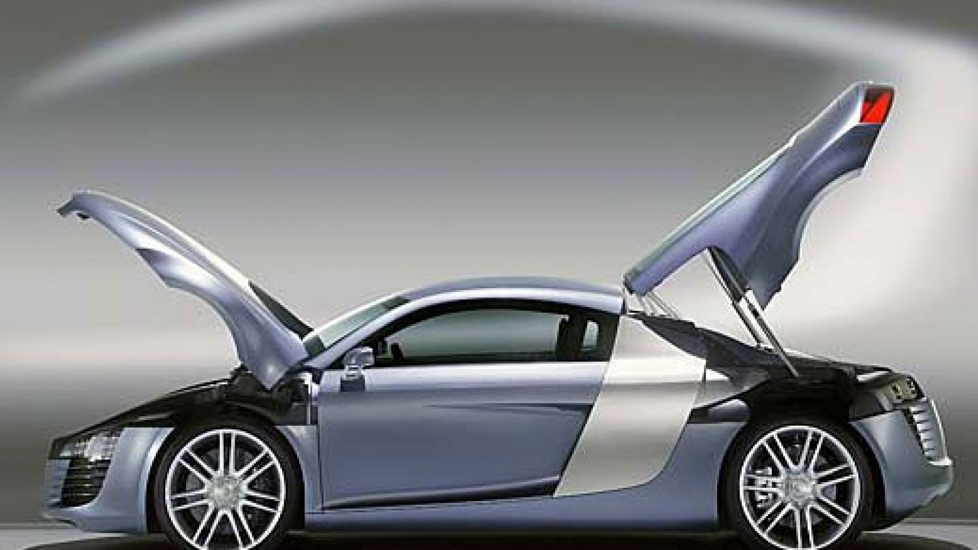 Immagine 107: Audi, la vera storia della quattro