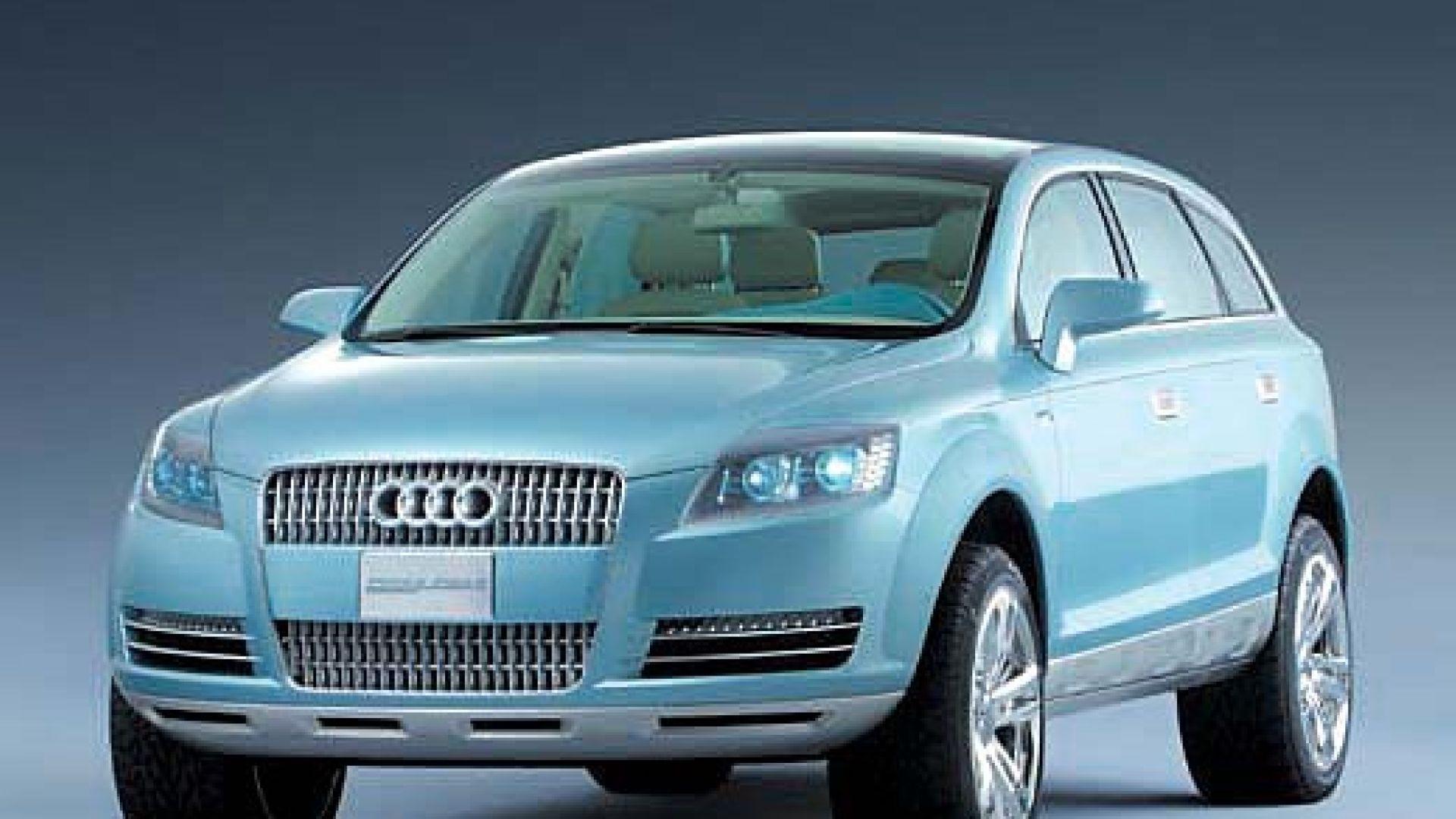 Immagine 108: Audi, la vera storia della quattro