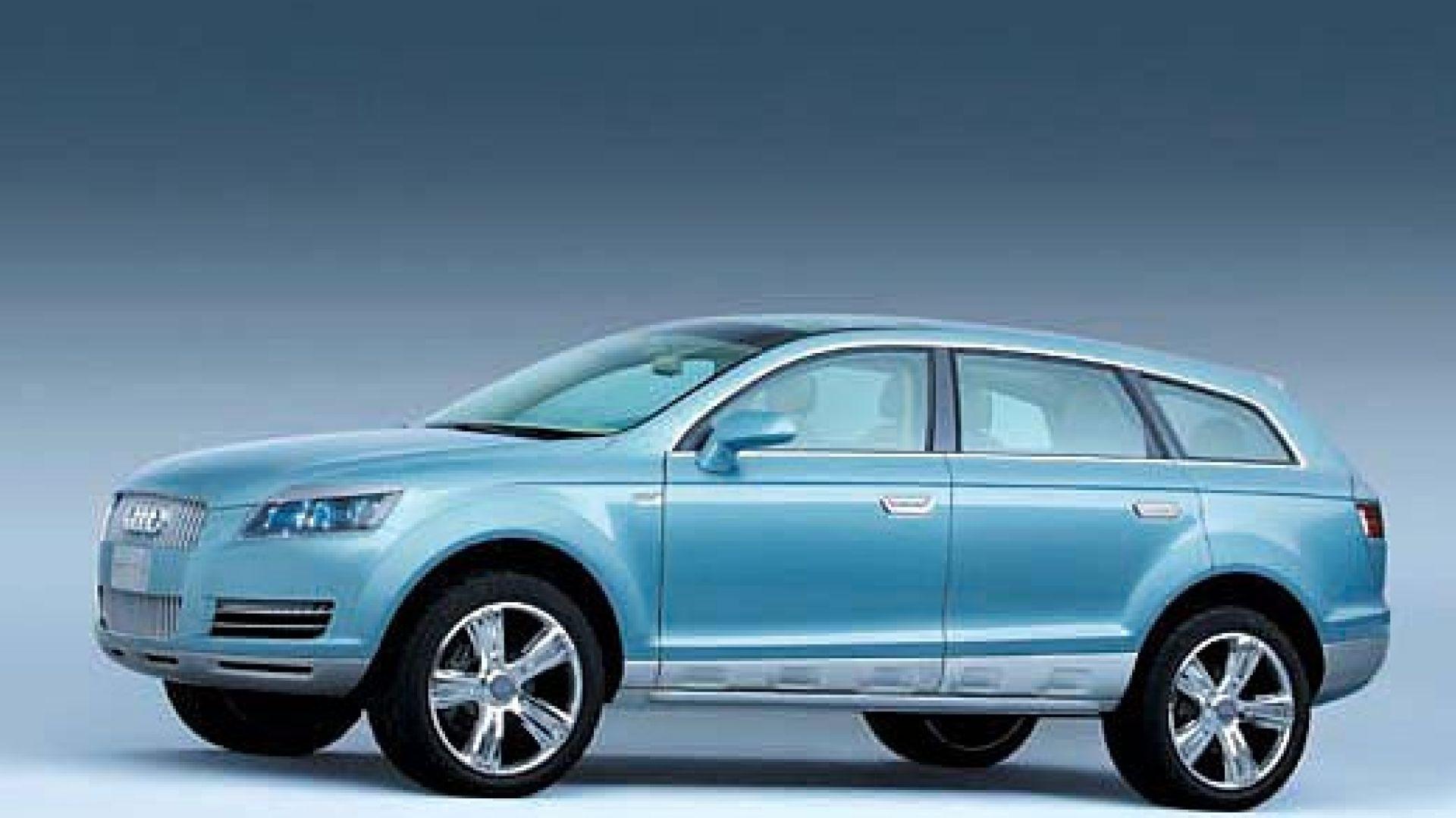 Immagine 109: Audi, la vera storia della quattro