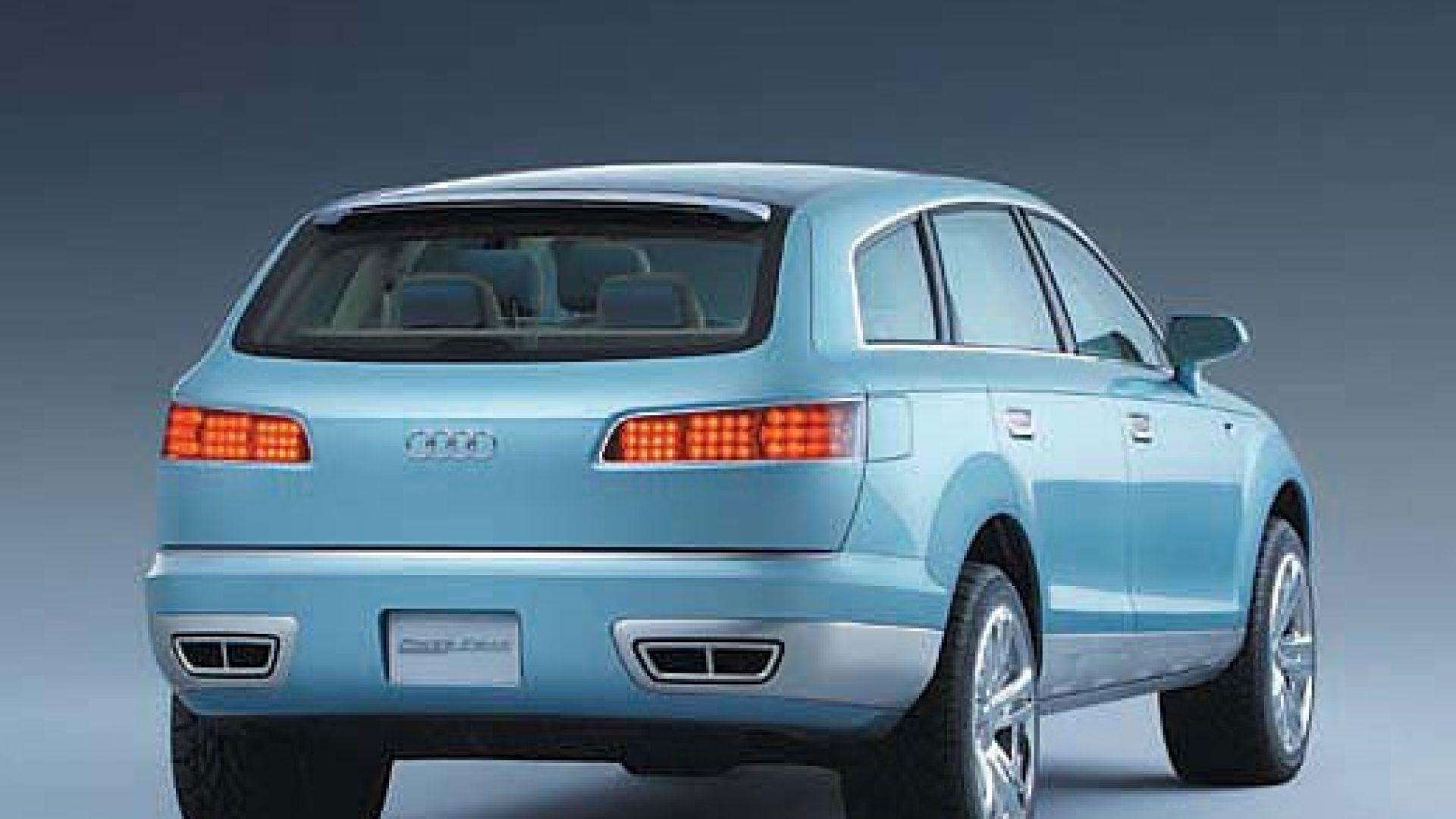 Immagine 112: Audi, la vera storia della quattro