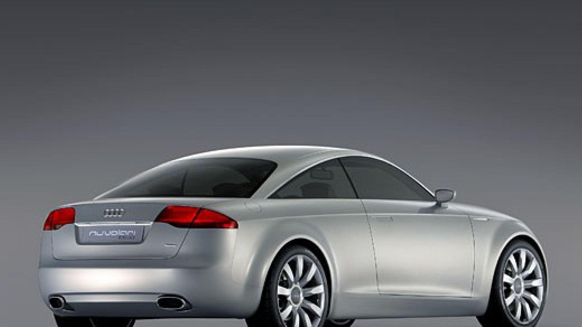 Immagine 113: Audi, la vera storia della quattro