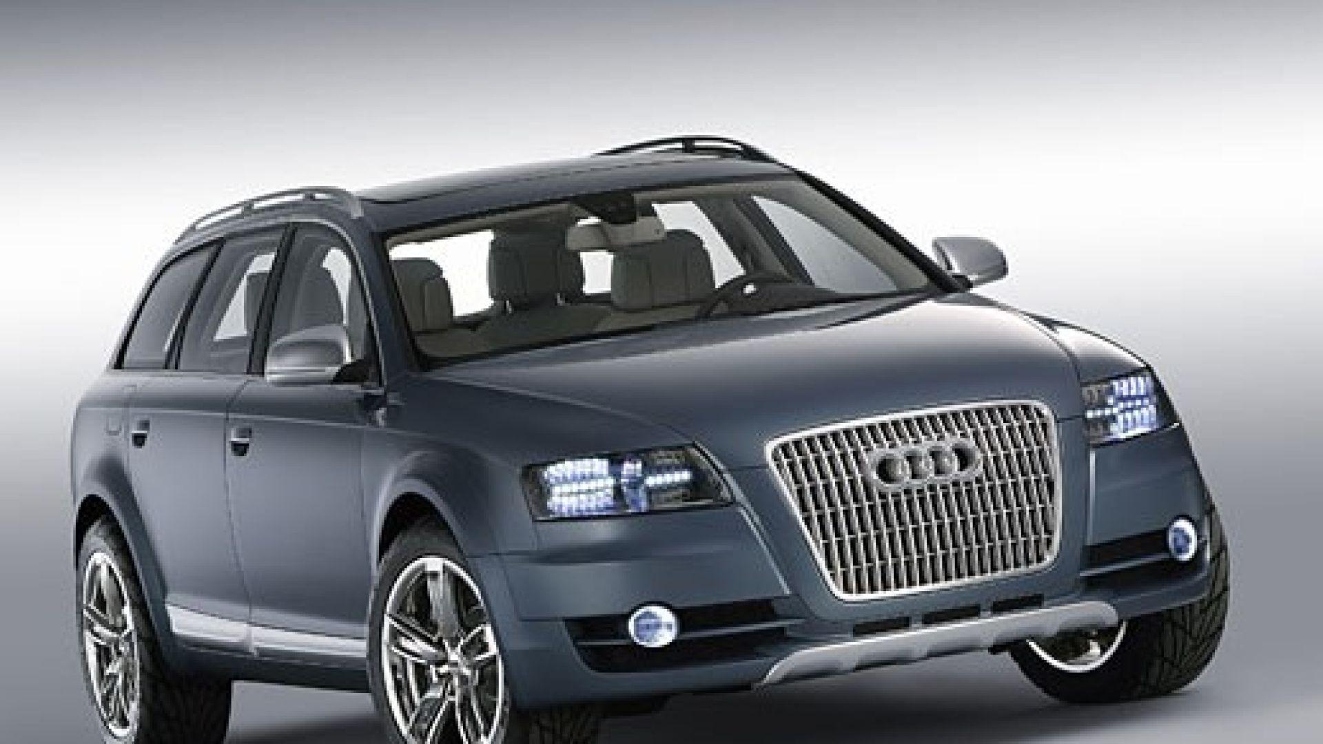 Immagine 116: Audi, la vera storia della quattro