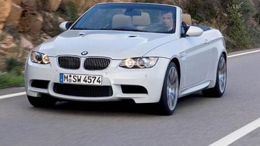 Listino prezzi BMW Serie 3 Cabrio