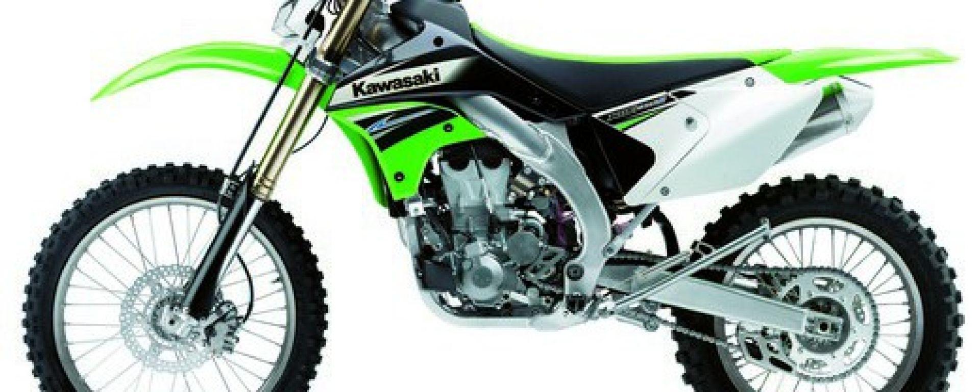 Kawasaki KLX 450 R 2011