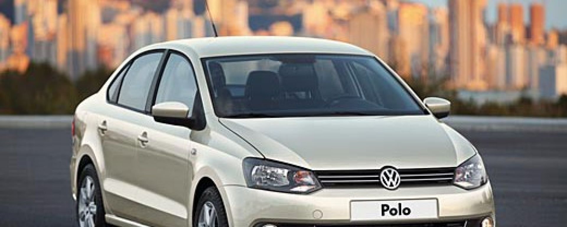 Volkswagen Polo Saloon