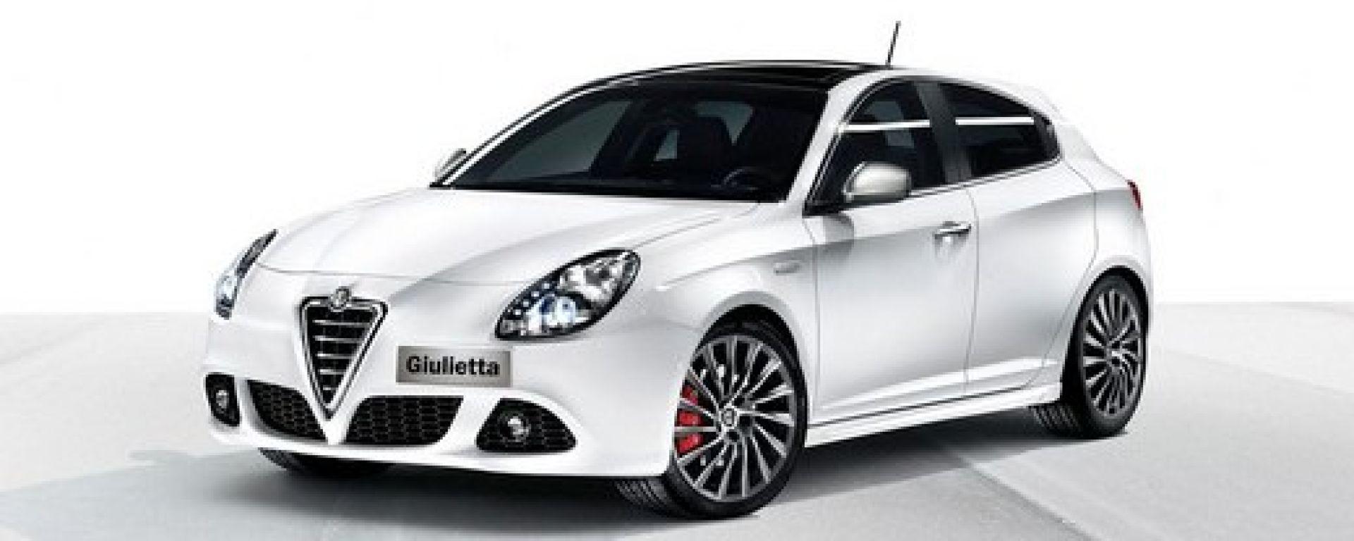 Alfa Romeo Giulietta fa il pieno
