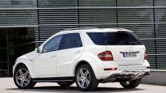 Mercedes ML 63 AMG  - Immagine: 2