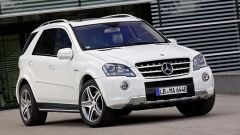 Mercedes ML 63 AMG  - Immagine: 3
