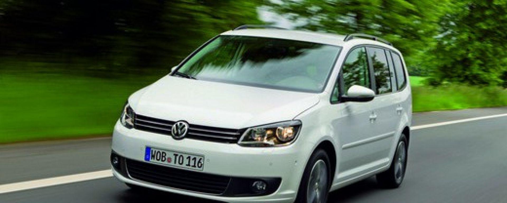 Volkswagen Nuova Touran
