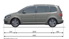 Volkswagen Nuova Touran - Immagine: 14