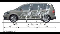Volkswagen Nuova Touran - Immagine: 16