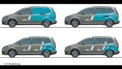 Volkswagen Nuova Touran - Immagine: 18
