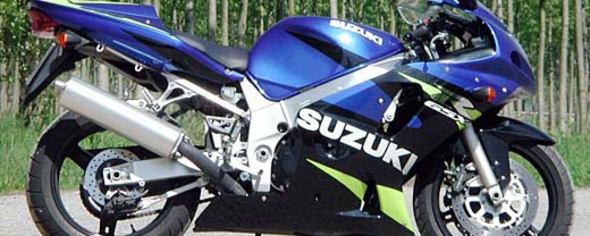 SUZUKI: GSX-R e Burgman 125 e 200 con lo sconto