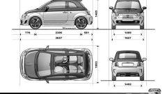Abarth 500C, la cabriolet mostra i muscoli - Immagine: 43