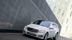 La Mercedes Classe R 2011 in pillole - Immagine: 1