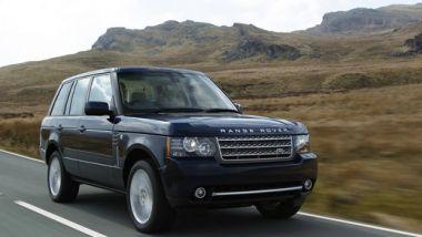 Listino prezzi LAND ROVER Range Rover