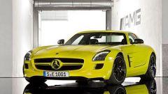 La Mercedes SLS AMG E-Cell in 67 nuovi scatti... - Immagine: 1
