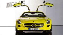 La Mercedes SLS AMG E-Cell in 67 nuovi scatti... - Immagine: 3