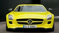 La Mercedes SLS AMG E-Cell in 67 nuovi scatti... - Immagine: 4