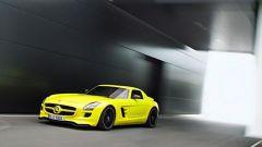 La Mercedes SLS AMG E-Cell in 67 nuovi scatti... - Immagine: 6